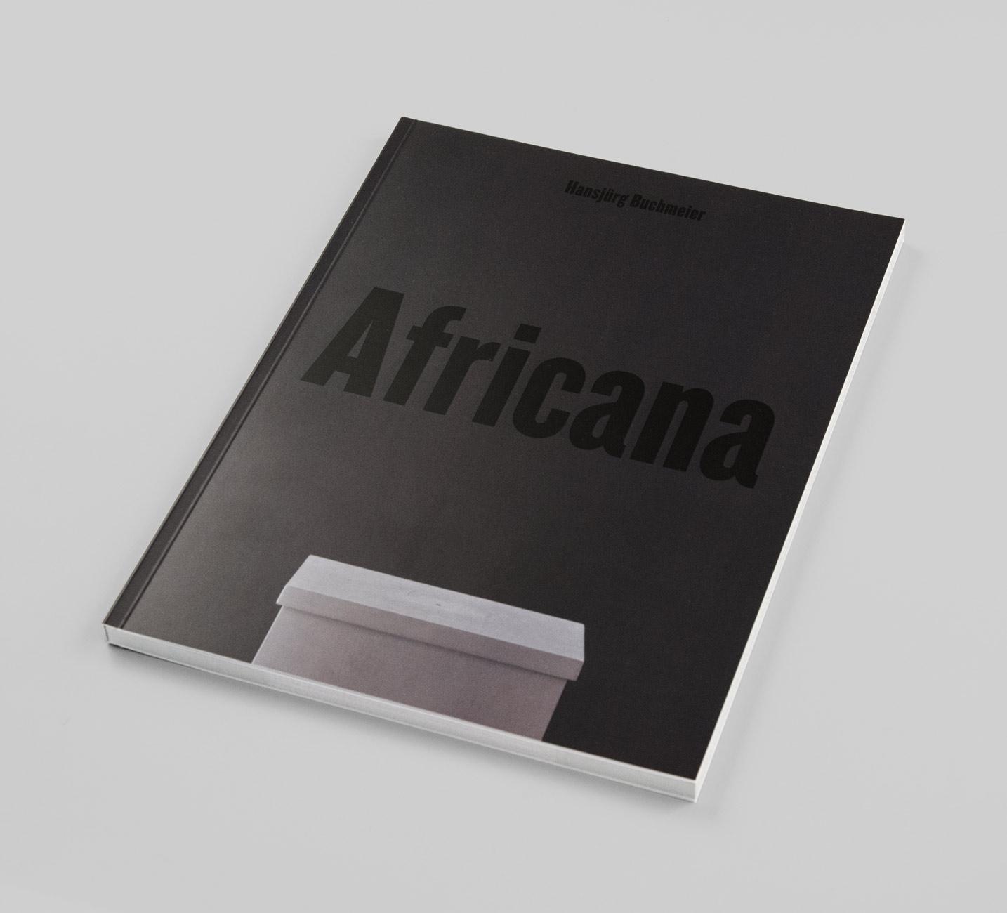 Edition Typoundso Africana Hansjürg Buchmeier
