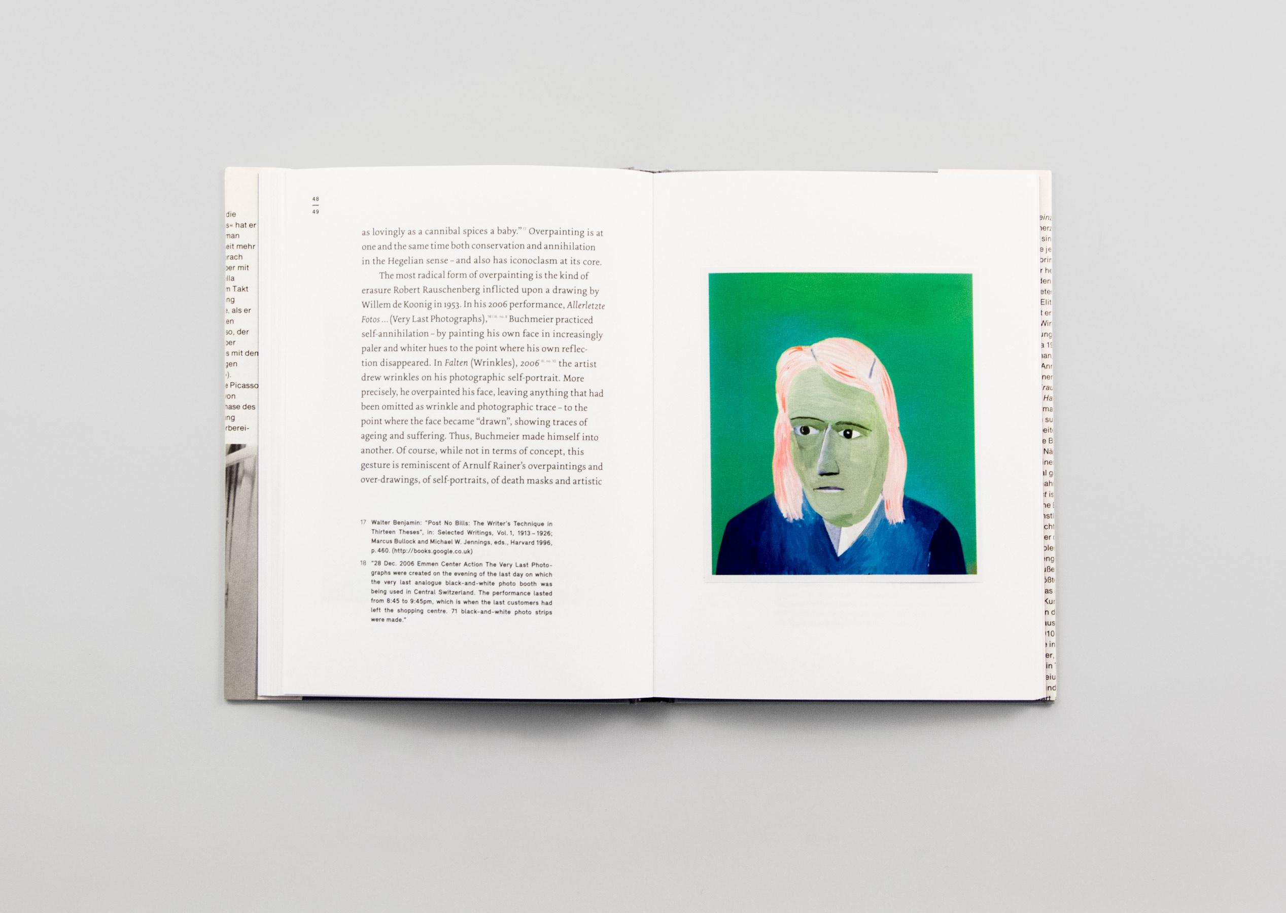 Edition Typoundso Postpicasso Hansjürg Buchmeier