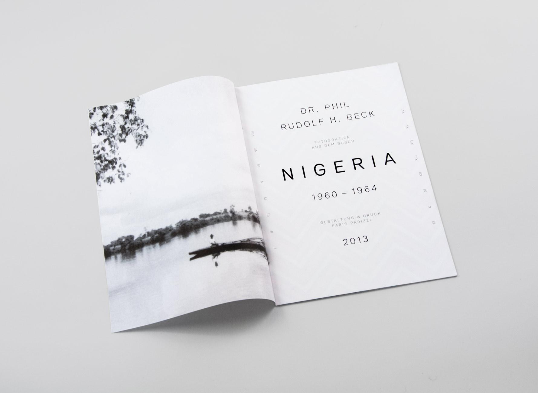Edition Typoundso Dia Issue Nigeria Fabio Parizzi