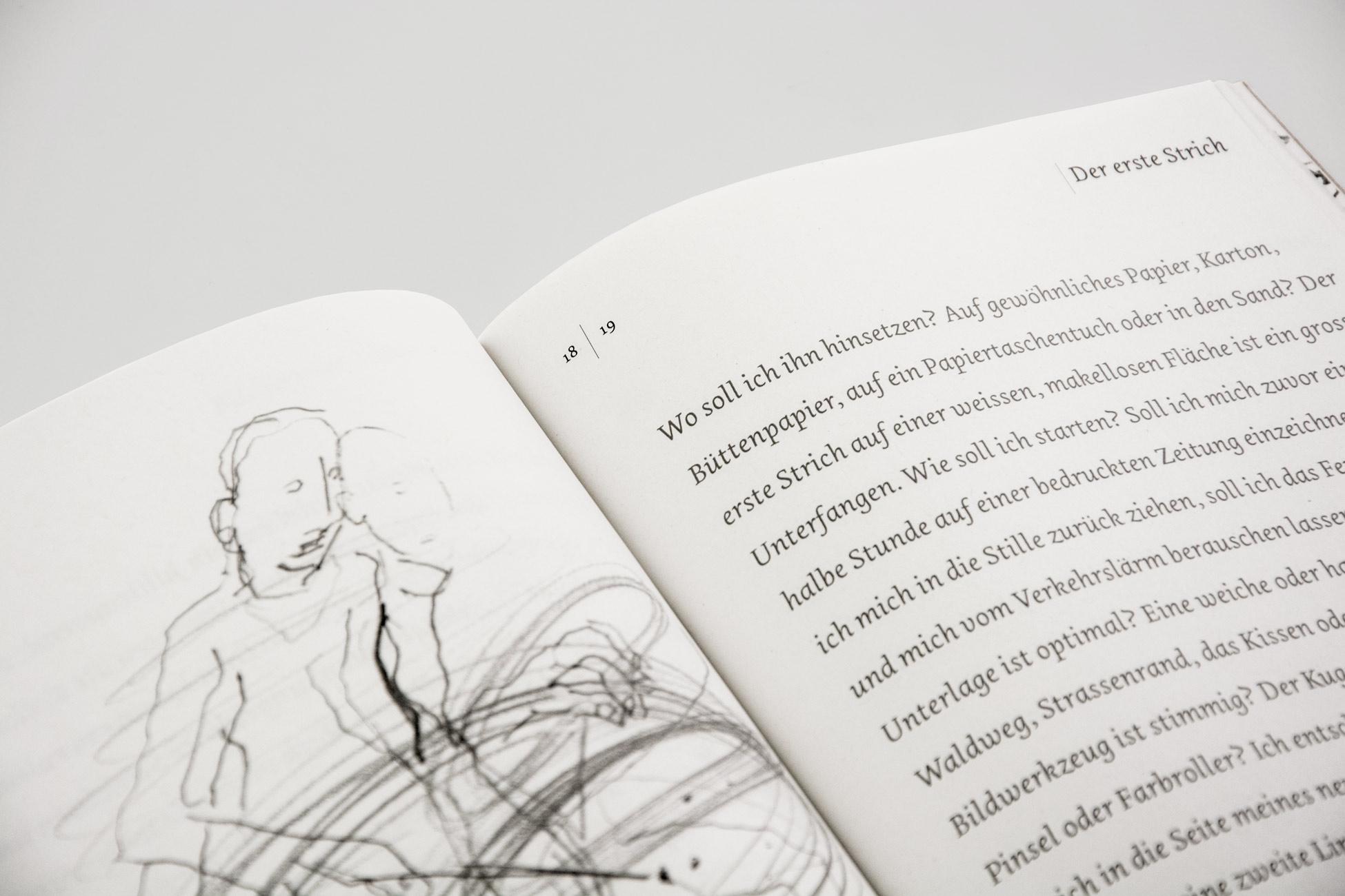 Edition Typoundso Zwischenlandung Otto Heigold