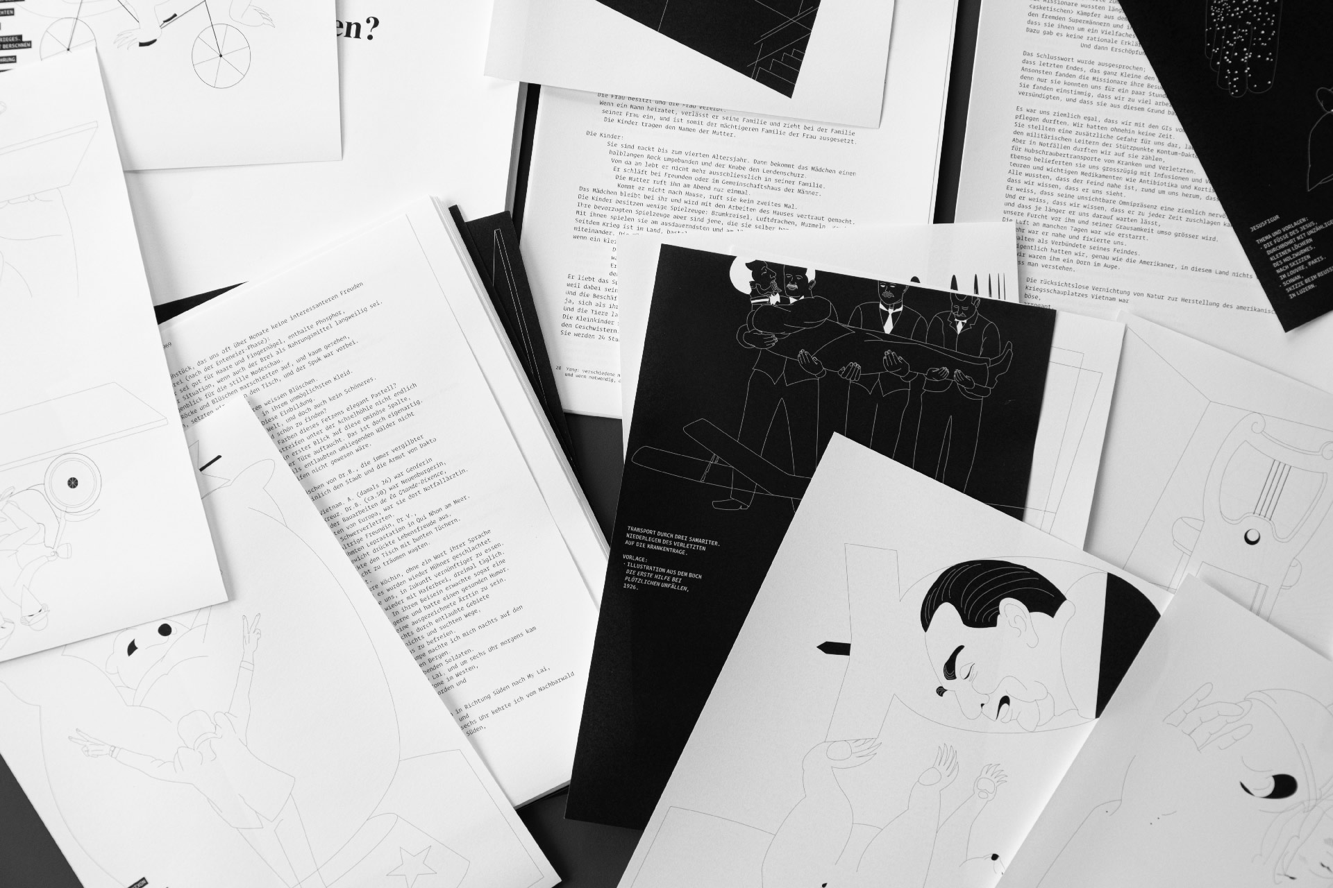 Edition Typoundso — Maria Arnold Vietnambericht