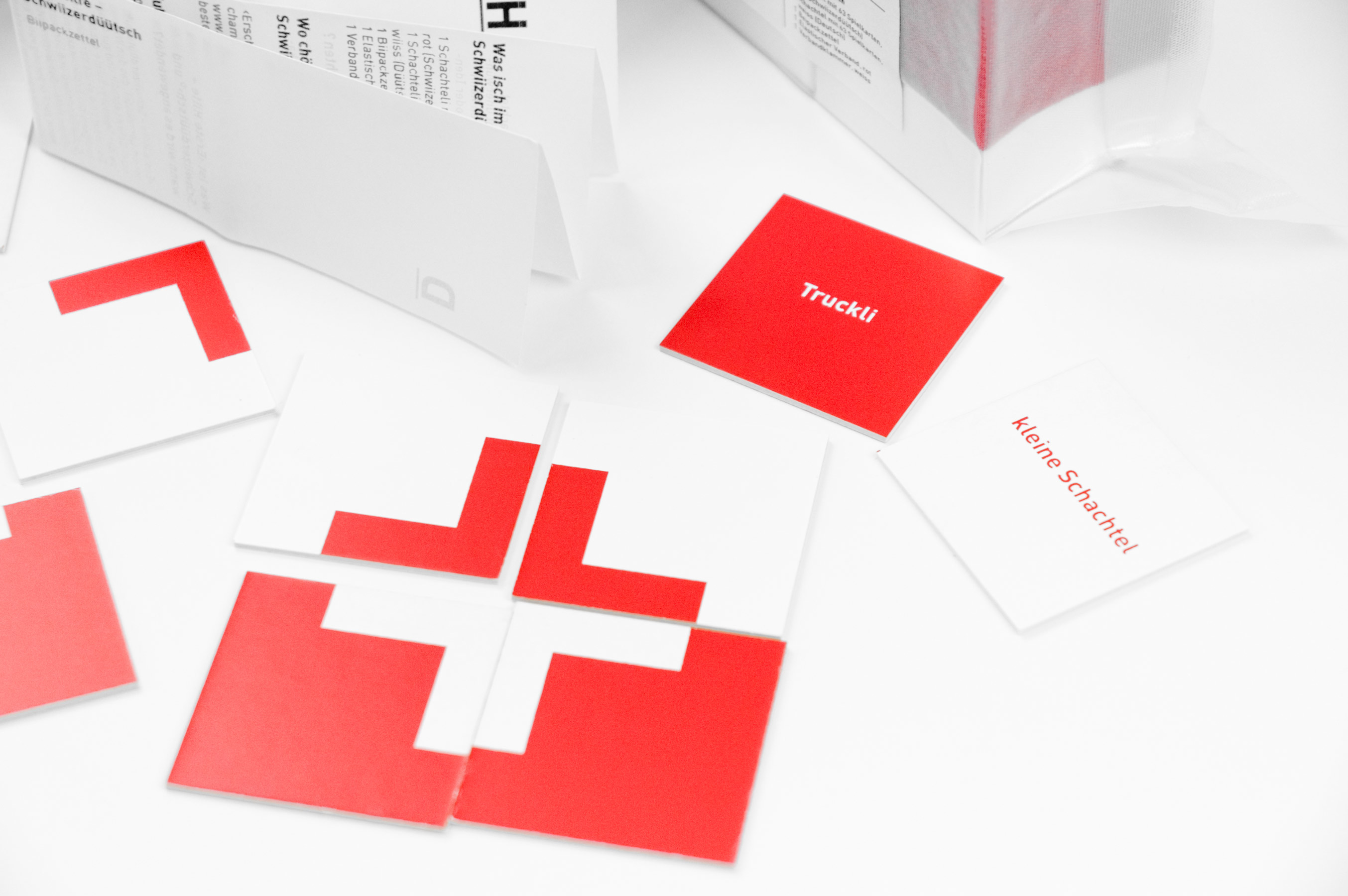 Edition Typoundso Erste Hilfe Schweizerdeutsch
