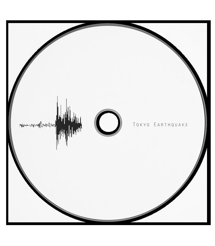 Edition Typoundso Tokyo Earthquake Hansjürg Buchmeier
